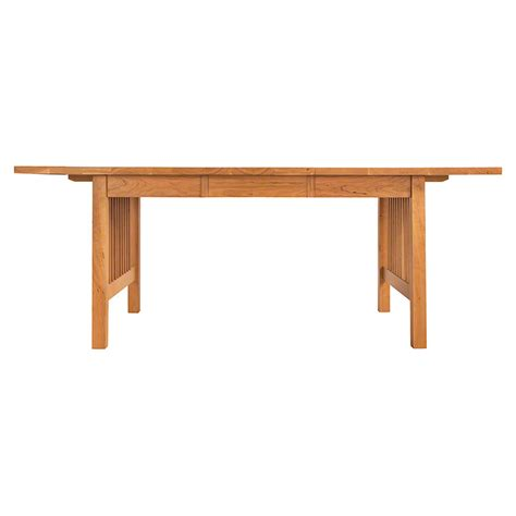 Mission Dining Table American Mission Dining Table Vermont Woods Studios