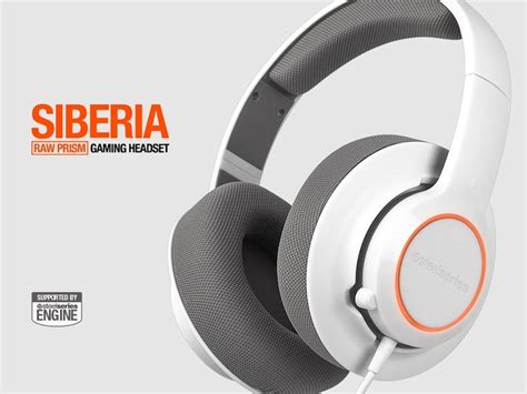 Headset Steelseries Siberia V3 Prism steelseries bringing new siberia gaming headsets to xbox