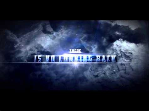 download after effects template smokey space trailer