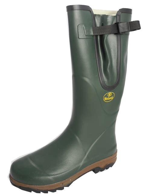 mens cheap wellington boots mens wetlands green rubber wellies wellington boots