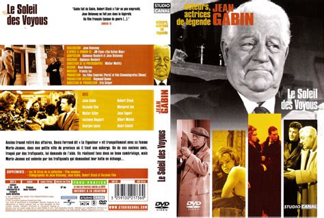 le soleil des scorta 2742760180 le soleil des voyous jean gabin jaquettes dvd affiches de films