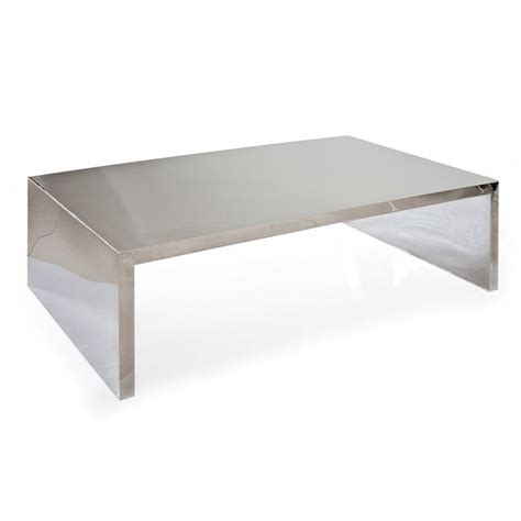 Table Basse En by Table Basse Contemporaine En Inox