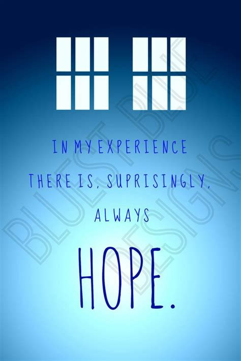 printable hope quotes doctor who hope quote artwork printable artworks