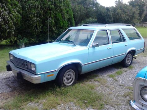 Ford Station Wagon 1978 Ford Fairmont Station Wagon For Sale Photos