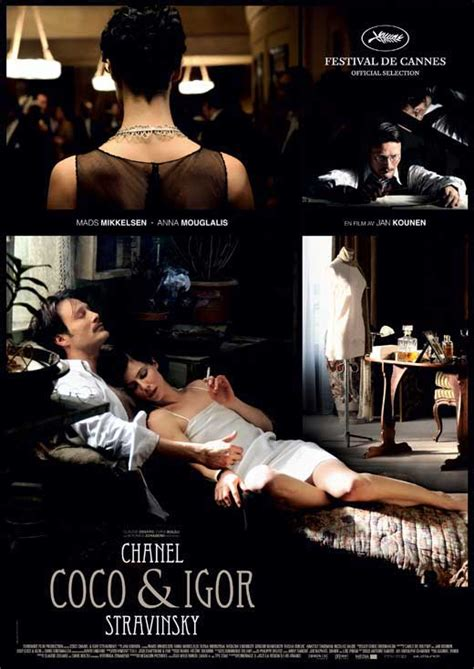 film coco chanel on line coco chanel igor stravinsky movie posters from movie