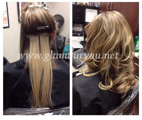 hair extension boutique 10 12 inch hotheads hair extensions yelp