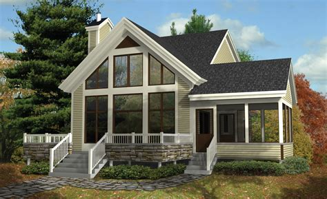 vacation cabin plans vacation 80817pm architectural designs house plans
