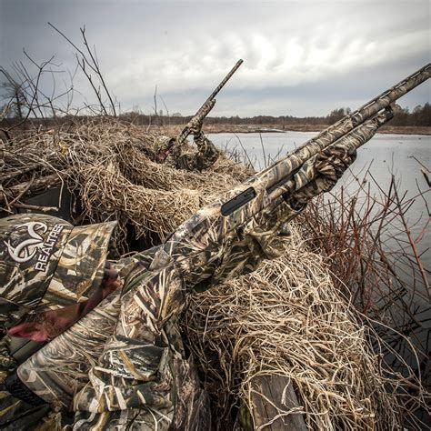 Duck Hunting Pit Blinds Avoid Disaster Remember Safe Gun Handling When Duck