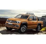 Volkswagen Amarok 2017 Estreia Nova Vers&227o Canyon Com Motor V6 De 204
