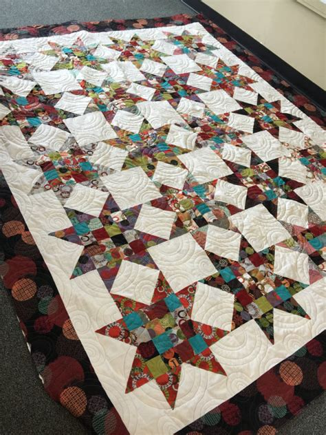 Size Of A Bed Quilt by Summer Juggling Size Bed Quilt