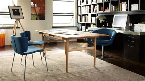 desk in dining room coalesse ch327 dining table office desk steelcase