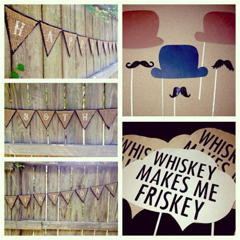 whiskey themed events jack daniels whiskey theme birthday package by