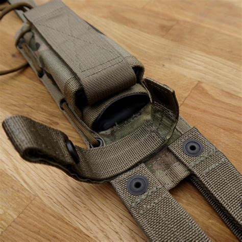 leather kydex sheath spec ops combat master cordura and kydex sheath