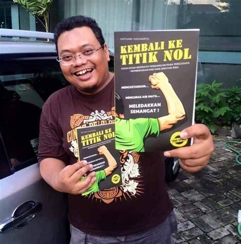 Tweet Sadiz Bikin Mringis Saptuari saptuari sugiarto motivator muda anti riba yang sukses bikin banyak orang bertaubat voa islam