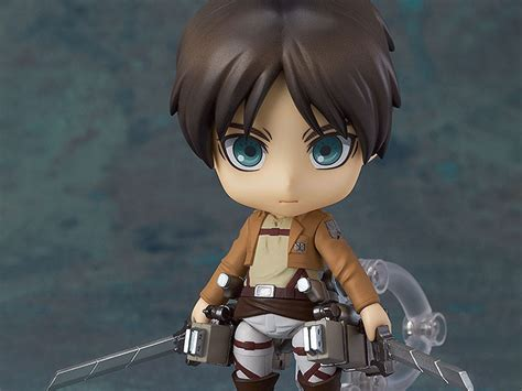 Nendoroid Attack On Titan Eren Yeager attack on titan nendoroid no 375 eren yeager
