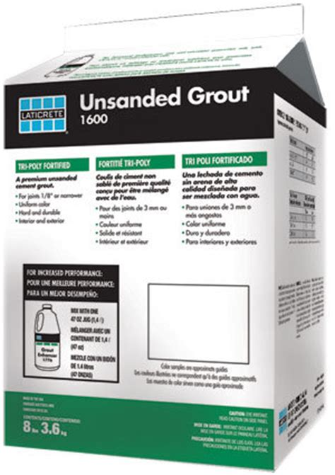 grout cement 1600 unsanded grout laticrete international inc sweets
