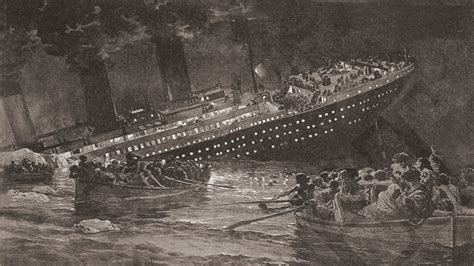 Titanic Sinking Reason by I Was Saved From The Titanic Chapter 1 The Fiercest Sea