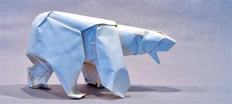 Origami Polar Folding - background and gallery listings of biologist and