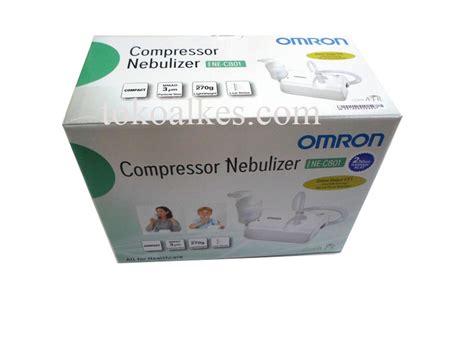 Nebulizer Nec 803 Garansi 2tahun Nebulizer Omron Ne C801 Tokoalkes