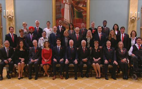 Number Of Cabinet Members 4 Sikhs Become Ministers In Canada S New Governmentdaily
