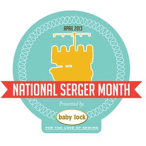 Get Decked Out For National Month by 4 Techniques To Get Even More Out Of Your Serger Threads