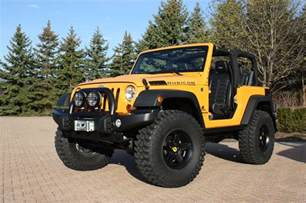 Jeep Wrsngler Jeep Wrangler Traildozer Concept Photo Gallery Autoblog