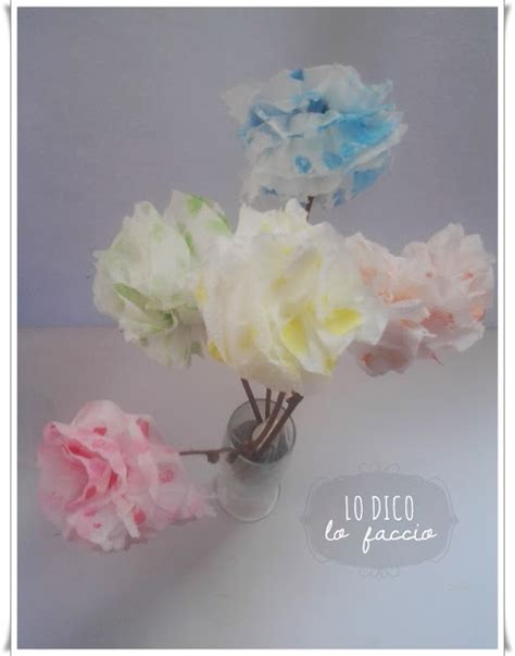 fiore con la carta come fare fiori con la carta igienica tutorial