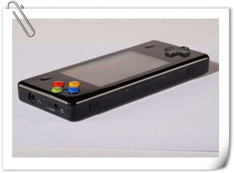 handheld mame console ps mame java electronic handheld console dingoo a380