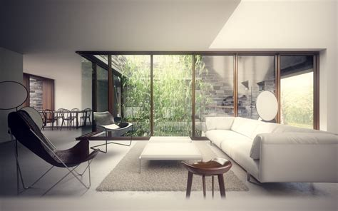 design nu2 home design with minimalist interior design stonework house design with bamboo growing inside