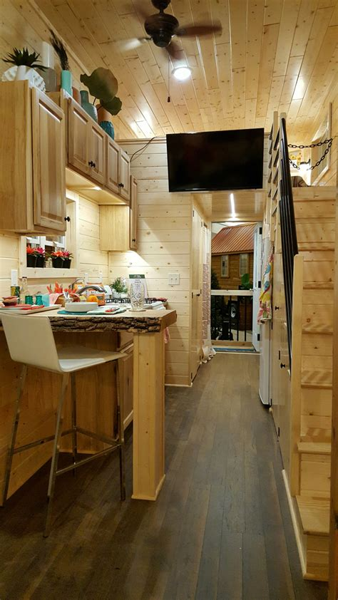 getaway tiny house project glenmark construction