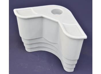 corner with cup holders pontoon boat furniture pontoon boat replacement parts