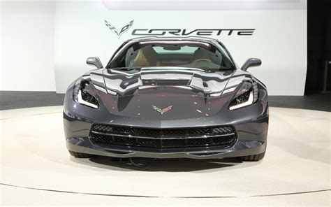 corvette stringray 2014 2014 chevrolet corvette stingray front end photo 4