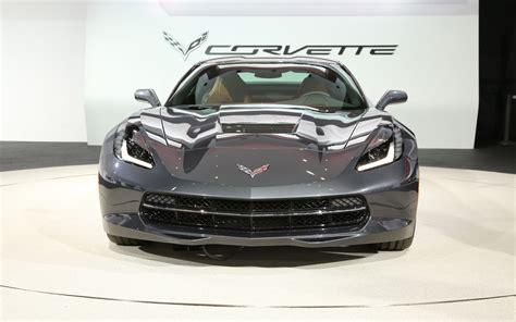 2014 chevrolet corvette stingray 2014 chevrolet corvette stingray front end photo 4