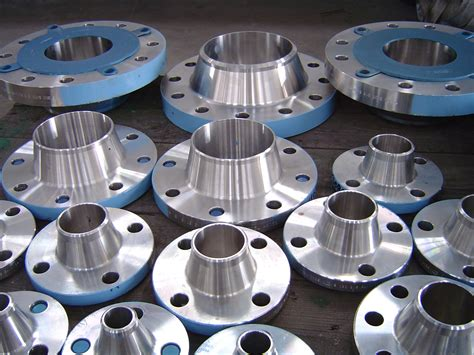 Piping And Plumbing Fittings by Flanges Pattech Fitwell Components