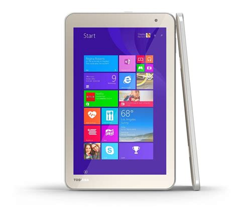 Tablet Toshiba toshiba wt 8 windows tablet launched price features details intellect digest india