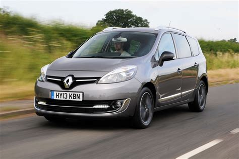 renault grand scenic 2014 top 10 seven seater cars in 2015 funtodrive net