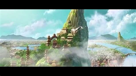 chinese film with 6 letters chinese animated feature trailer 我的师父姜子牙 master jiang and