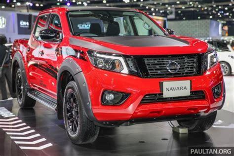 Grill Ford Rangerfordeverst Dan Nissan Navara bangkok 2017 nissan navara np300 black edition
