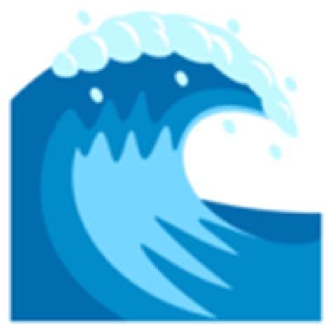 emoji of a wave water wave emoji www pixshark com images galleries
