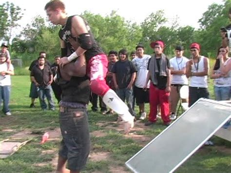 backyard wresling esw backyard wrestling japanese deathmatch event full