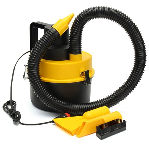 Vacuum Cleaner Portable 12v portable vac vacuum cleaner inflator turbo