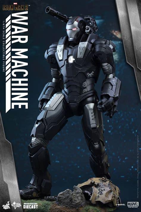 War Machine Diecast Toys Ironman Figure toys diecast war machine from iron 2 collectiondx