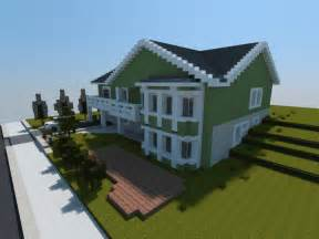 realistic home design realistic family house minecraft house design