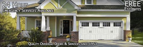 Overhead Door Richmond Va Garbers Garage Door Company Richmond Va