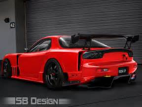mazda rx7 by sb design on deviantart