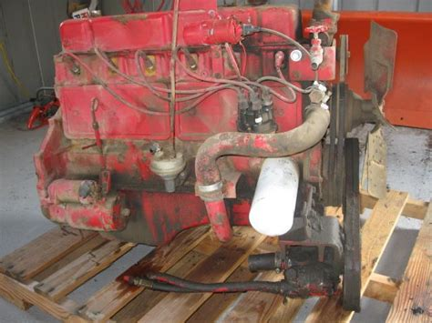 sell 292 c i chevy 6 cylinder engine complete used
