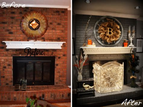 Fireplace Before And After Pictures by Discussing Brick Fireplace Remodel Options Fireplace