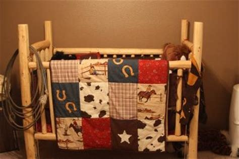Western Theme Baby Nursery Ideas Western Baby Cribs