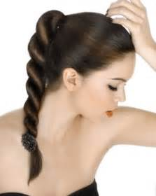 hairstyles worn up rope braid ponytail 7 creative ways to wear a ponytail