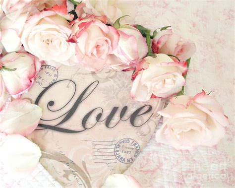 Victorian Cottage Plans dreamy cottage shabby chic roses heart with love love